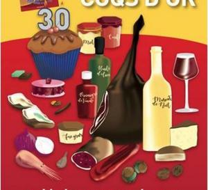Le Guide des Gourmands met à l'honneur ses Coqs d'Or