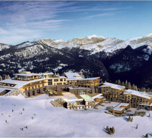 Prochaine ouverture du Club Med Grand Massif Samoëns Morillon