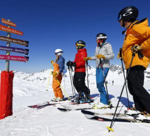 Skiez plus à prix malin sur le domaine des Sybelles