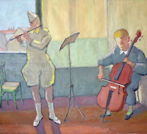 Ossip Lubitch : d'Odessa à Montparnasse