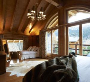 Les nouveaux chalets de luxe Madame Vacances à Méribel