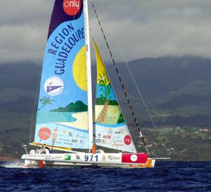 123 skippers prêts pour une bonne dose de Rhum !