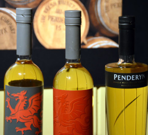 Penderyn, de l'or en bouteille
