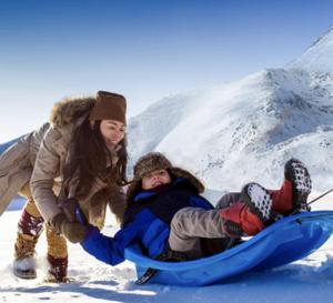 """Club Med et l'ESF créent la """"China Ski Academy"""""""