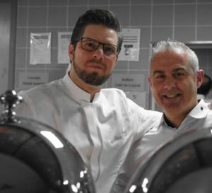 Rencontre de chefs pour dîners d'exceptions par Sébastien Bontour du Vichy Célestins Casablanca