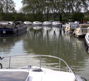 Réouverture de la navigation sur le canal du Midi