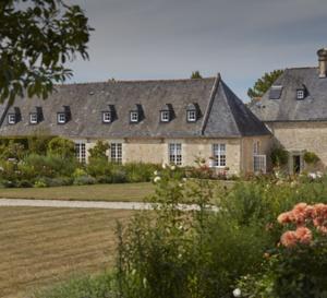 Château d'Audrieu, Relais & Châteaux 5 étoiles