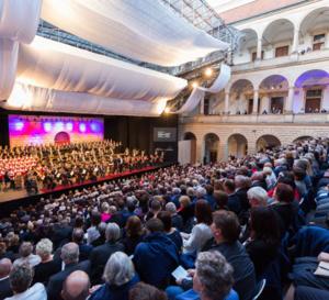 En avant la musique en République tchèque