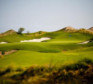 La région de Mascate nouvelle destination golfique