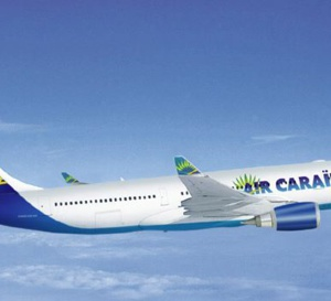 Air Caraïbes ouvre un 3ème vol vers Saint-Martin