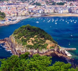 City break à San Sebastien,  l'Euskadi version bleu océan