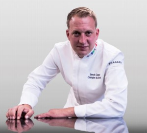 Benoît Charvet rejoint le restaurant Paul Bocuse