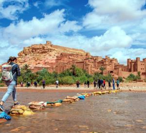 Vol inaugural Transavia Paris-Ouarzazate