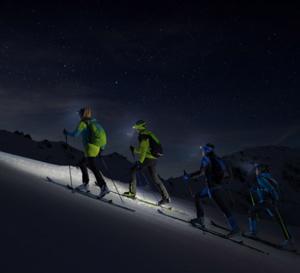 """Valloire, la station """"ski de rando"""""""