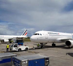 Air France joue sur les connexions inter-Caraïbes