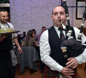 Fêtez la Burns Night à Glasgow