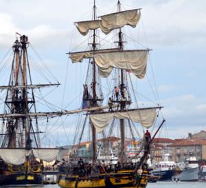 Escale à Sète, la fête des traditions maritimes en méditérranée