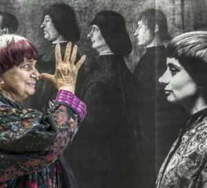 Agnès Varda et le Facteur Cheval