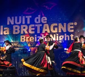 Un concert à la mode de Bretagne au Paris La Défense Arena