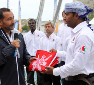 Musandam - Oman Sail à la conquête des océans