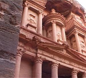 Petra, une page d'histoire de la Jordanie