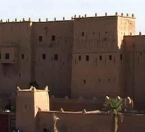 Ouarzazate, la kasbah de Taourirt (Vidéo)