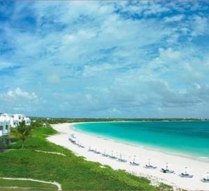 Nouveau tournoi de golf sur l'île Anguilla
