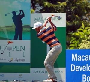 Le golf asiatique à l'heure du Venetian Macau Open