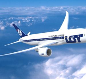 Le 787 Dreamliner annoncé chez Lot Polish Airlines