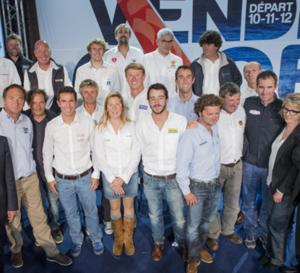 Vendée Globe 2012: vingt navigateurs prêts à défier l'océan