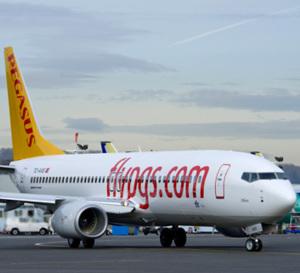 Paris-Dubai à 133 euros avec Pegasus Airlines