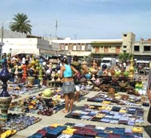 Reportage- Tunisie - Hammamet : Le tourisme, toujours la tête dans l'eau!
