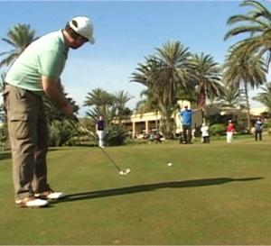 Swing à Agadir, entre soleil et océan... (Vidéo)