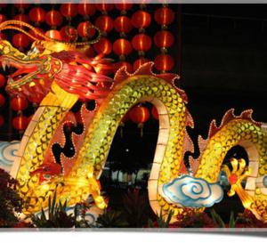 Nouvel An chinois à Singapour