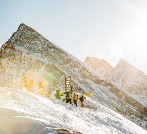 Swatch Free ride World Tour 2013 - Courmayeur (Vidéo)