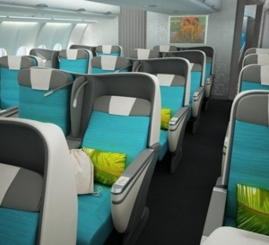 Air Tahiti Nui repense ses cabines