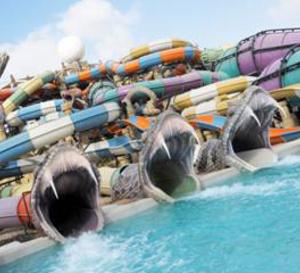 Nouveau parc aquatique d'Abu Dhabi