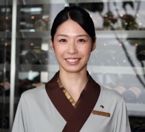 Kaoru Izuha Championne du Monde de Saké