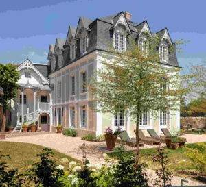 L'hôtel Saint-Delis 5* rejoint Relais & Châteaux