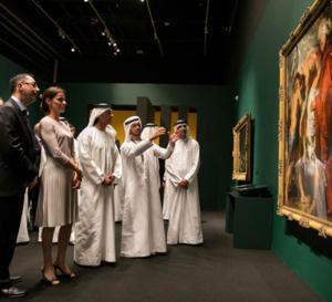 «Naissance d'un Musée» au Louvre Abu Dhabi