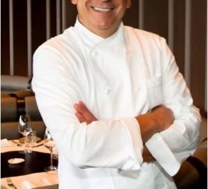 Jean-Georges Vongeritchen  ouvre son premier restaurant à Abu Dhabi : le « Market Kitchen » à l'hôtel Royal Méridien