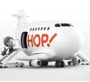 Destinations HOP! pour la Toussaint