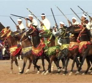 Le Moussem de TanTan, tradition nomade du grand Sud marocain  (Vidéo)