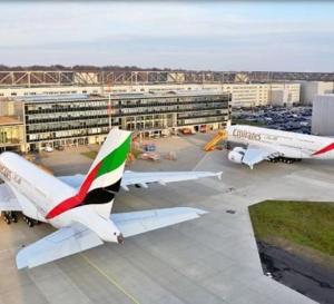 Emirates possède la plus grande flotte d'A380