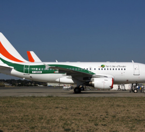 La nouvelle Air Côte d'Ivoire décolle bien