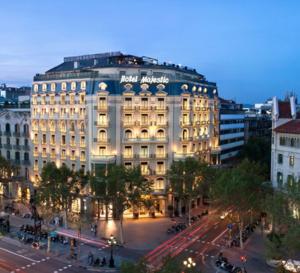 Le Majestic, une expérience unique à Barcelone