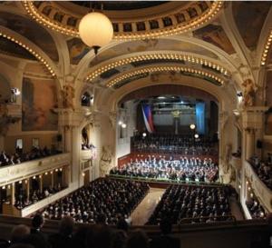 Festival international de musique du Printemps de Prague 2014