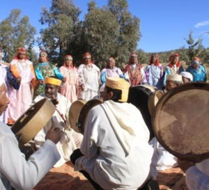 Festival des arts Ahouache de Ouarzazate