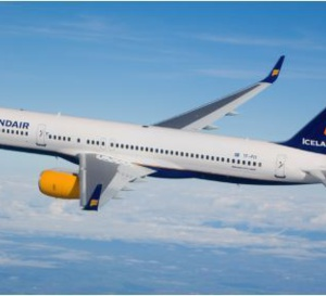 Record de passagers pour Icelandair