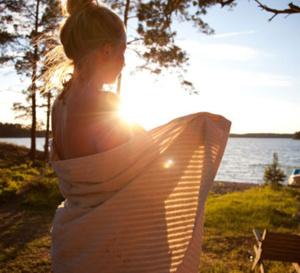 La Finlande, le pays aux trois millions d'étuves !
